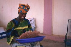 Credit: Alina Paul/Icrisat Seeds of successFor Maïmouna Coulibaly, founder of the Faso Kaba seed company in Mali, the ...