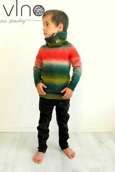 Pulovr Malý Papagáj – PLETENÍ – NÁVODY Knitting For Kids, Keds, Turtle Neck, Pullover, Sweaters, Baby, Inspiration, Fashion, Biblical Inspiration