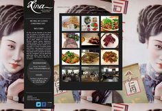 Showcase of Delicious Japanese Restaurant Websites
