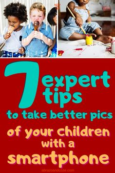 Photographer Merel Bormans shares 7 tips to photograph kids with a smartphone, so you can start taking pictures like a pro, without the expensive equipment. Family Rules, Family Goals, Family Life, Free Activities, Indoor Activities, Family Activities, Frugal Family, Family Budget, Family Photos With Baby