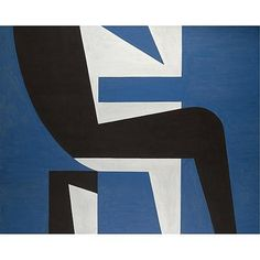 m - Yannis Moralis Greek, b. 1916 , Figure I Abstract Drawings, Abstract Images, Abstract Art, Greek Paintings, European Paintings, Art Paintings, Ecole Art, Greek Art, Art Abstrait