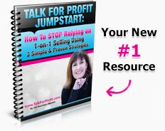 Talk for Profit | With Jan Saunders Maresh