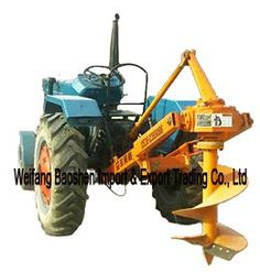 Tractor Post Hole Digger (003) - China earth auger, PD