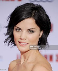 Actress Jaimie Alexander arrives at the Los Angeles premiere of 'Iron Man 3' at…