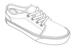 2ba7a9d9b3 Image result for vans outline