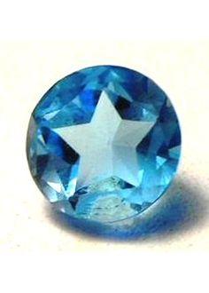 Star within a topaz gem!