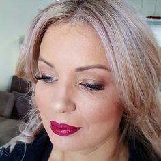 May Races day 1🤘 ❌APPT THURS 9AM❌  Soft gold eyes with perfect deep red lips for this stunner!  #makeup #makeupartist #mua #makeuptutorial #makeupblogger #makeuplover #beauty #beautyblogger #urbandecay #nars #narsissist #napoleonperdis #arbonne #toofaced #mac #weddingmakeup #bridal #bridalmakeup #weddings #warrnambool #mayraces #racesmakeup #countryracing #evedeso #eventdesignsource - posted by Belinda Mae Makeup Artistry https://www.instagram.com/belmaemakeupartistry. See more Wedding…