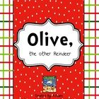 ... Olive, The reindeer bubble map Writing prompts: 2- Olive, the other