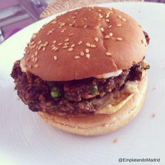 La Veggie Burger: Una delicia no sólo para vegetarianos