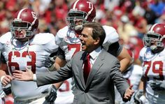 90,000 fans at Bama's A Day Game