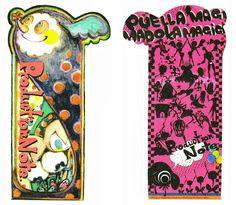 File:Production Note Bookmark.jpg - Puella Magi Wiki