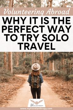 Click here for a complete guide to getting over your fears of traveling solo. Female solo travel can sound intimidating. Follow these tips to ease your fears and travel solo safely. #mytravelanthropy #travelanthropy #solotravel | solo travel tips | female solo travel | solo travel safety | travel safety tips | volunteer abroad tips | volunteer abroad ideas | travel for free | female digital nomad | volunteer abroad free | travel philantropy | travel abroad tips | female traveling alone | Solo Travel Tips, Ways To Travel, International Travel Tips, Responsible Travel, Volunteer Abroad, Digital Nomad, Free Travel, Travel Alone, Safety Tips