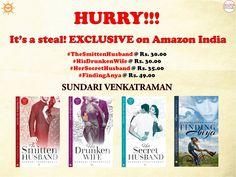 #Discount #sale Buy here: http://www.amazon.in/Sundari-Venkatraman/e/B00IBEUJV2