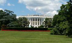 The White House in Washington DC, D.C.