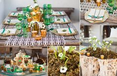 Bottom Right idea is cool ~~~~ Our Photo Galleries : Cabo San Lucas Wedding : Riviera Maya Wedding : Signature Event Consulting & Design