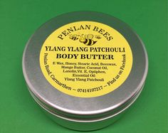 Body Butter Ylang Ylang & Patchouli