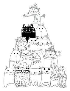 10865 Best Art Cat Images In 2019 Cat Art Dog Cat I Love Cats
