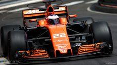 Monaco GP 2017, Jensen Button, McLaren, F1 Return, 9th in qualifying