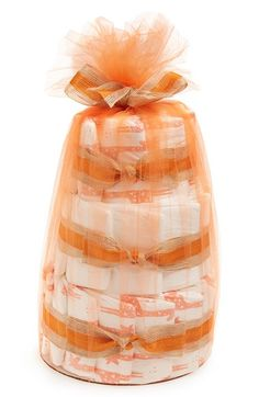 The Honest Company Mini Diaper Cake available at #Nordstrom