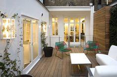 Contemporary Knightsbridge Apartment