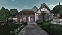 Two Story House Design, Tiny House Layout, Unique House Design, House Layouts, Simple House Plans, My House Plans, Family House Plans, Tiny House Bedroom, Bedroom House Plans
