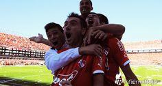 Federico Mancuello (Independiente 2 - Racing 1)