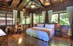 Tortuga Lodge & Gardens - ecotourism in costa rica