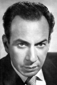 """José Ferrer fue un actor puertorriqueño y el primero ganador hispano de mejor actor en los premios de la academia para su papel en """"Cyrano de Bergerac""""."""