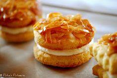 Patce's Patisserie: Bienenstich Knusperchen - Ein (Kuchen-)Klassiker als Keks