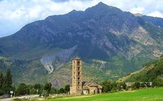 Vall de Boí Taull, Catalonia, Spain