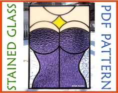 I love our local Renaissance Faire, and own several corsets. I decided to design a corset stained glass window to celebrate all those beautiful curves.    If you would like to make one yourself, just click on the pic!