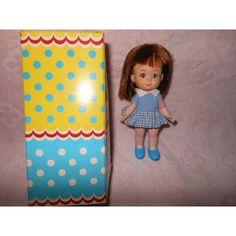 Antiga Boneca Kity Mini Doll Estrela Caixa Original - R$ 135,00 no MercadoLivre