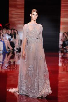 Elie Saab: Runway - Paris Fashion Week Haute-Couture F/W 2013-2014