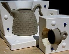images of ceramic molds | or multiple part molds molds created from existing models of ...