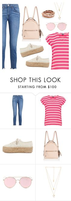 """""""Daily look 2"""" by dressedbyrose ❤ liked on Polyvore featuring 3x1, Mercy Delta, Superga, Fendi, LMNT, Natalie B, Chan Luu, ootd, Dailylook and polyvoreeditorial"""