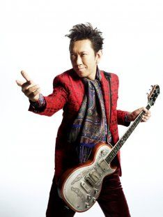 National tour and album in four years Tomoyasu Hotei, the beginning of the year