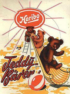 Haribo - Alte Werbung