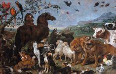 Paul de Vos, Noah's Ark, 17th c.