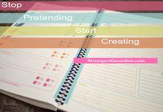 Stop Pretending + Start Creating | Zen Hustler