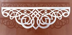 Router Projects, Easy Woodworking Projects, Curtain Styles, Curtain Designs, Border Design, Pattern Design, Etagere Design, Laser Cut Panels, Arabic Pattern
