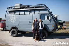 TexasVanagons – Trailsurfers' LT40 4×4 Mercedes Camper, Vw Lt Camper, Off Road Camper, Truck Camper, Camper Van, Car Volkswagen, Vw Bus, Vw Lt 4x4, Fire Trucks For Sale