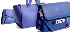 Feeling blue?! #trend #fashion