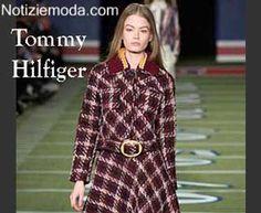 Stile Tommy Hilfiger autunno inverno 2015 2016 donna