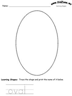 shapes recognition practice worksheet Preschool Projects, Home Activities, Connect Plus, Tracing Shapes, Lifecycle Of A Frog, Learning Shapes, Sally, Worksheets, Origami