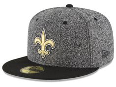 buy online 5e0ca 77694 New Orleans Saints NFL Speckled 59FIFTY Cap