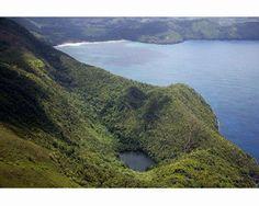 Laguna en el Valle, Peninsula De Samana