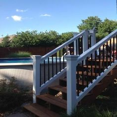 1000 Ideas About Stair Railing Kits On Pinterest Cable