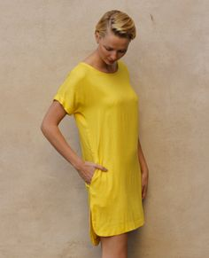 Yalo Susan T-shirt dress