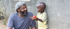 Love is the answer #ADayWithNo__IsAWastedDay Love @LennyHenry for sharing in Africa http://huff.to/1A1Rncr  #luxury
