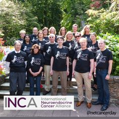 """INCA in Italy. INCA #netcancerday. INCA (the International Neuroendocrine Cancer Alliance) is a federation of NET cancer advocacy groups, organised as an international charity"""". incalliance.org/"""